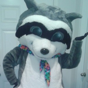 Fundraising Page: Brett James (Boone Raccoon)